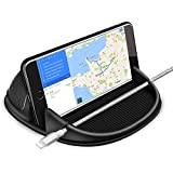 Besiva Car Cell Phone Holder, Smartphone Holder for Car Auto Nonslip Dashboard, Car
