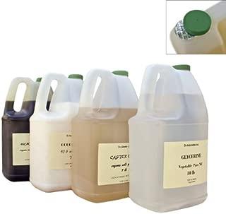 10% glycolic Acid dermatológicamente Solution 100% Pure 128FL. Oz/1Gallon/7Lb