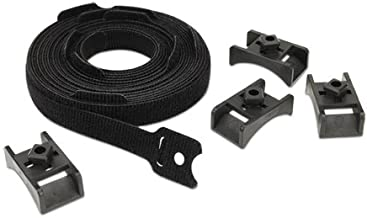 Toolless Hook and Loop Cable Managers (Discontinued by Manufacturer)