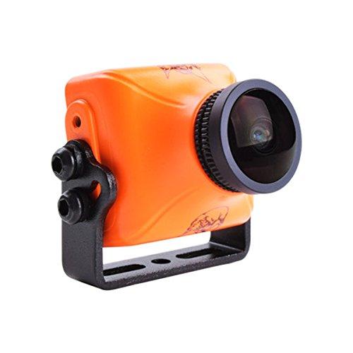 HELEISH RunCam Night Eagle 2 Pro 1 / 1.8 CMOS 2.5 mm 800TVL 0.00001 Lux 4: 3 Cámara FPV con Mic OSD Integrado  Piezas de Montaje de Bricolaje