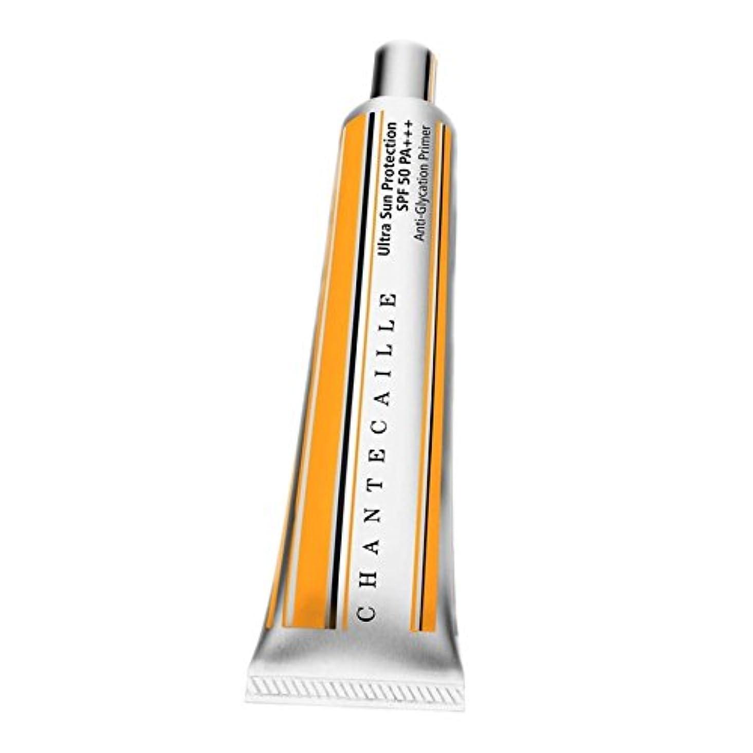 大胆な尊厳豆腐シャンテカイユ超日焼け止め 45 x4 - Chantecaille Ultra Sun Protection SPF 45 (Pack of 4) [並行輸入品]