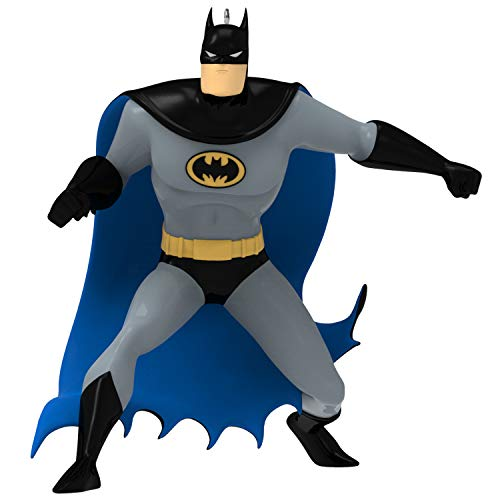 Hallmark Keepsake Christmas Ornament 2020, DC Comics Batman: The Animated Series The Legend Lives On