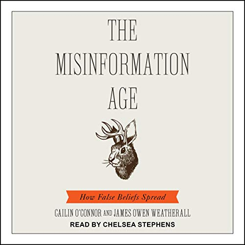 The Misinformation Age cover art