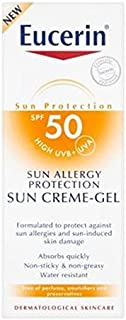 Eucerin Sun Allergy Protection Creme-Gel Spf50 - Pack of 2