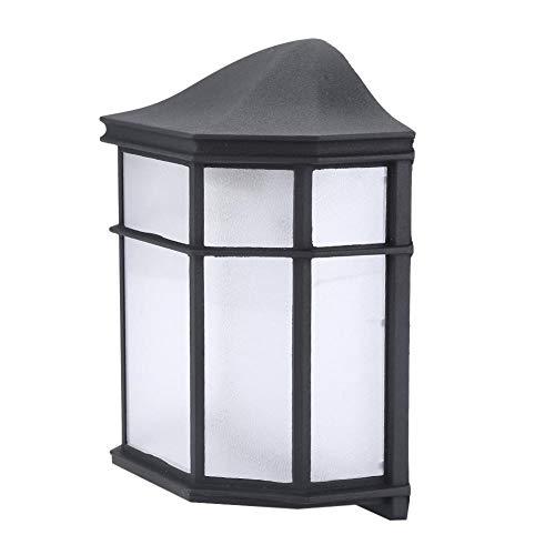 Lámpara de Pared portátil y compacta 9.84 * 7.68 * 4.25in Práctica Linterna de Pared práctica para el Dormitorio del Patio