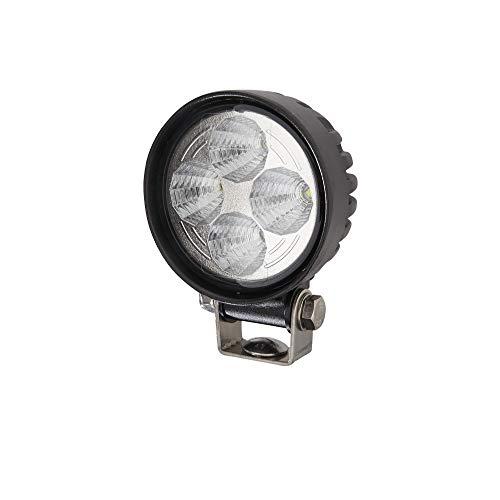 HELLA 1G0 357 000-001 LED-Projecteur de travail - Valuefit R500 - 12/24V - 500lm - vissé - Éclairage du champs proche - Câble: 550mm - Fiche: extrémités de câble ouvertes