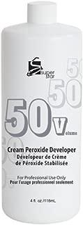 Super Star 50v Cream Developer, 4 Ounce