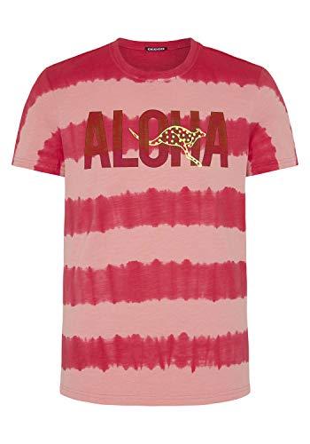Chiemsee Herren T-Shirt, Poinsettia, L