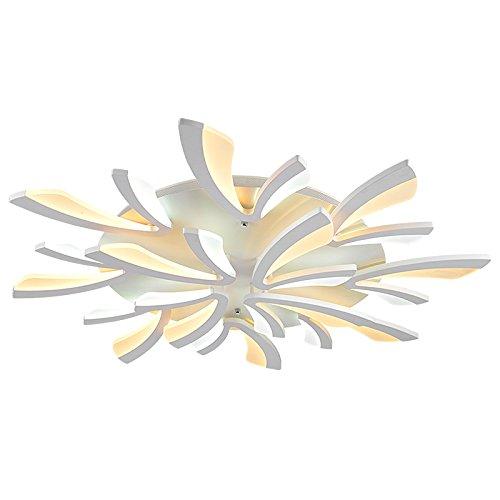 Eurohandisplay XW062-12 Lichtfarbe/Helligkeit LED Deckenleuchte mit Fernbedienung einstellbar