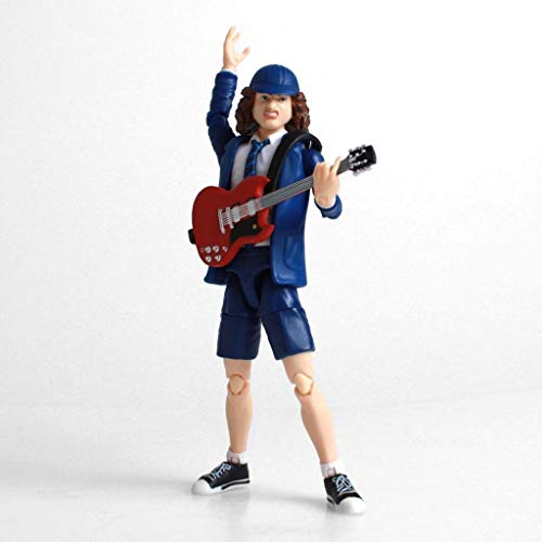 ACDC The Loyal Subjects AC/DC BST AXN Action Figure Angus Young 13 cm Figures