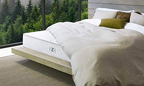 All-Natural Latex Mattress, Twin, 120 Night Trial, Made in America