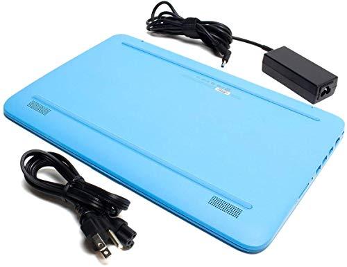 HP Stream 14in Laptop, Intel Celeron N3060, 4GB RAM, 32GB Solid State Drive with Windows 10 (14-ax010ca) - Aqua Blue (Renewed)