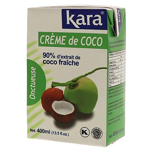 Kara Crème de coco Onctueuse - 400ml