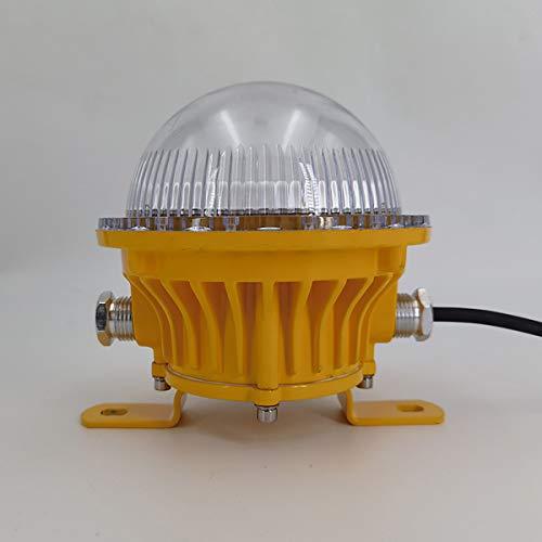 HE-XSHDTT Explosionsgeschützte LED-Deckenleuchte und Flutlicht mit feuchtigkeitsbeständigem Anti-Hochtemperatur-Pool,20W