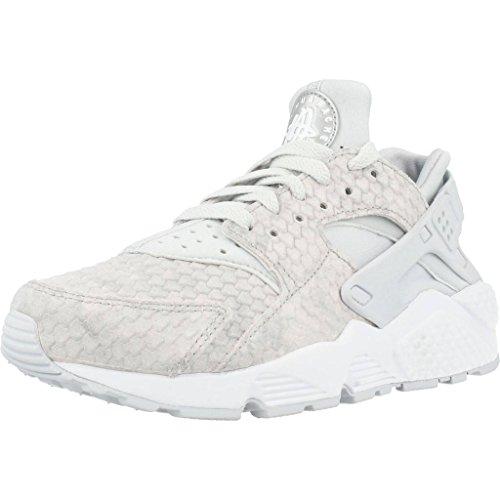 Nike 683818 014 Air Huarache Premium Sneaker Hellgrau|36