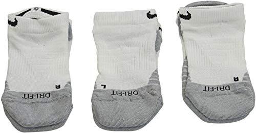 NIKE Calcetines Every Max Cushion Ns (3 Pair) Blanco 35-38 EU