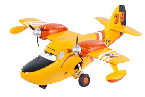 Mattel BDB98 - Disney Planes 2 Die-Cast Deluxe Dipper, Maßstab 1:55