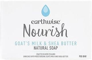 earthwise アースワイズ ナチュラルソープ ゴートミルク&シアバター