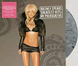 Greatest Hits: My Prerogative - Exclusive Limited Edition Smoky Black and White Splatter Colored 2x Vinyl LP