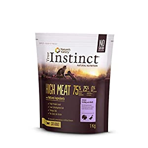 True Instinct High Meat Adult - Pienso para gato adulto con pavo deshuesado 1kg