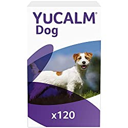 Calming natural dog supplement in an easy-to-administer powder Helps to reduce stress, supports calm behaviour and eases anxiety Enriched with L-Tryptophan, an essential amino acid that promotes the production of Serotonin – a hormone responsible for...
