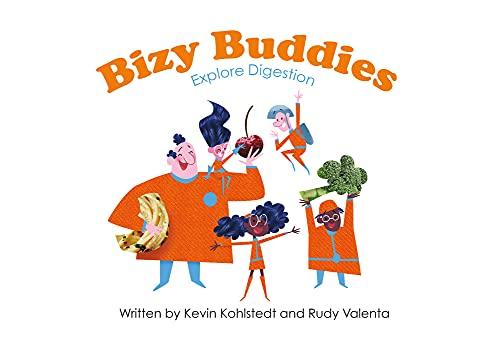 Bizy Buddies Explore Digestion (English Edition)