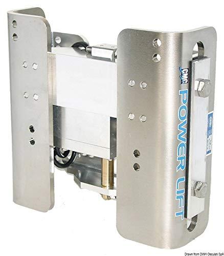 Osculati elektro-hydraulische krik voor buitenboord max V8