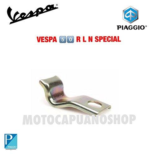 PIASTRINA SIP PASSACAVI SU CUFFIA MOTORE VESPA 50 SPECIAL R L N PK S XL