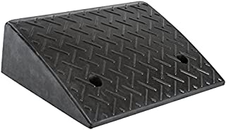 Guardian Industrial Products DH-UP-5 40,000 lb. Loading Dock Rubber Curb Ramp
