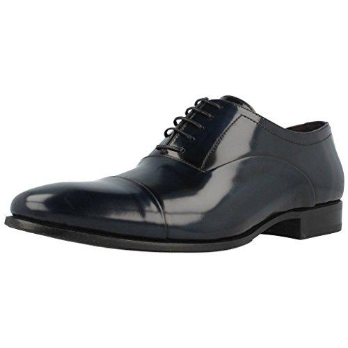 Sergio Serrano Zapatos Cordones 5802 58 Hombre Azul