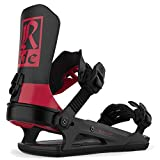 Attacco Snowboard Ride C-8 Red 2021