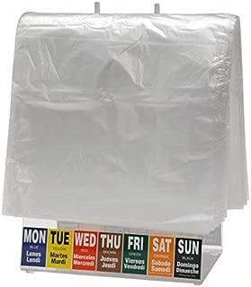 DayMark Clear Portion Bag, 10