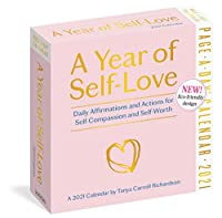 A Year of Self-Love 2021 Calendar: Daily Affirmations and Actions for Self-Compassion and Self-Worth