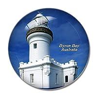 オーストラリアケープバイロン灯台バイロンベイ冷蔵庫マグネットホワイトボードマグネットオフィスキッチンデコレーション