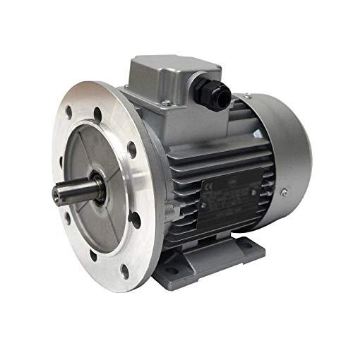 Almo – Moteur électrique triphasé 230V/400V 1.1Kw, 3000 tr/min, B35