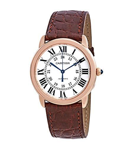 Cartier Ronde Solo W2RN0008 - Reloj para mujer