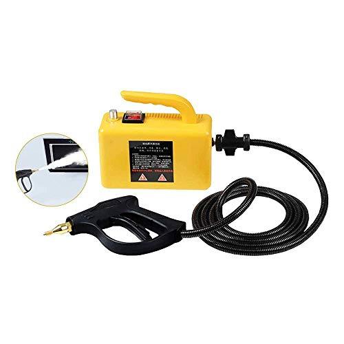 Limpiador de Vapor, Limpieza a presión química for la mayoría de los Pisos, contadores, electrodomésticos, Ventanas, Autos y más LUDEQUAN