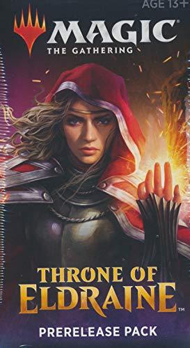 Magic The Gathering: Trono de Eldraine Prerelease Pack