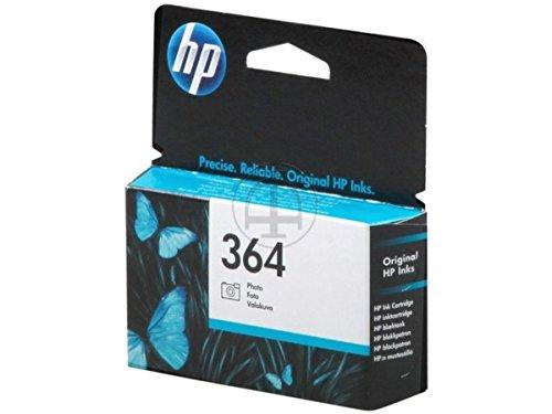 HP - Hewlett Packard PhotoSmart D 7500 Series (364 / CB 317 EE) - original - Tintenpatrone schwarz - 130 Seiten - 3ml