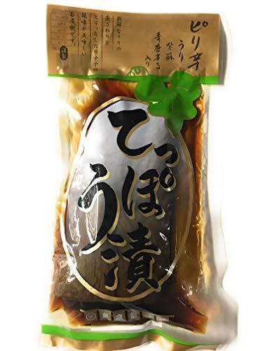 【百発百中】てっぽう漬 (130g(一本入)) × 3パック