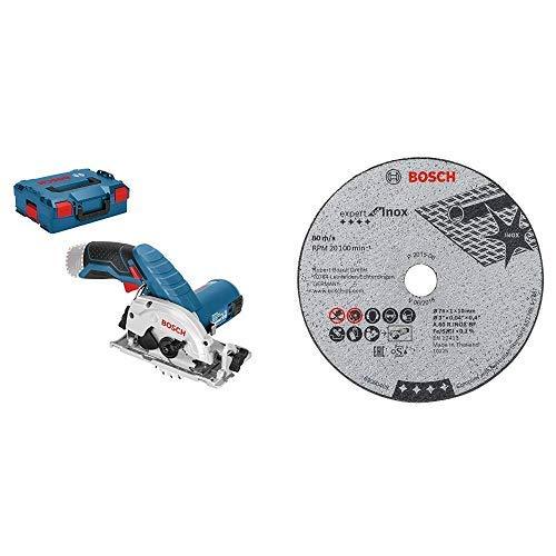 Bosch Professional 06016A1002 + Bosch 2608601520 - Disco abrasivo