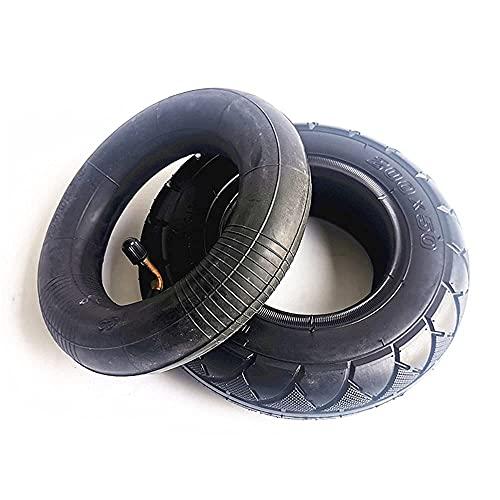 HAOJON Neumáticos eléctricos de la vespa, 8 pulgadas Scooter eléctrico delantero y trasero ruedas 200x50 antideslizante resistente al desgaste piezas de repuesto, 1 correa rueda neumática