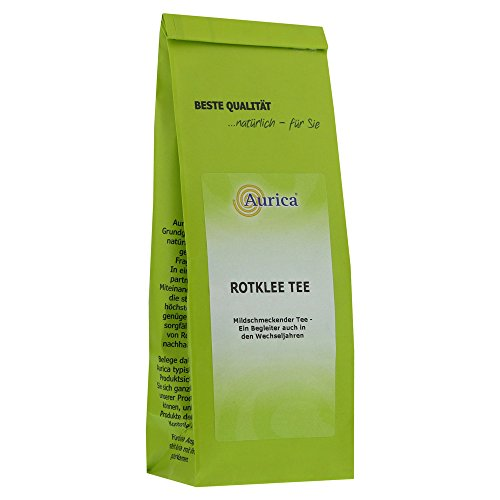 Aurica Rotklee Tee, 50 g Tee
