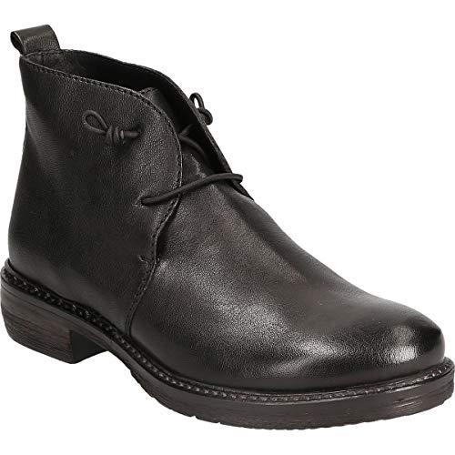 Donna Carolina Damen 38.673.102-003 Boots schwarz 40.5 EU