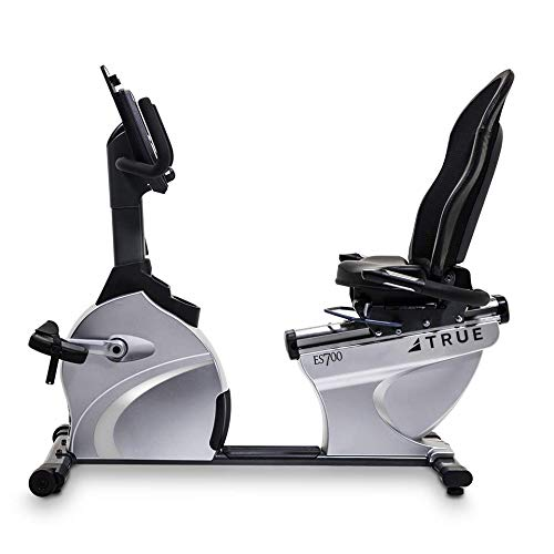 Discover Bargain ES700 Recumbent Bike with T9 Touchscreen Console