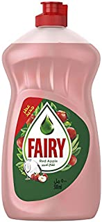 سائل غسيل الاطباق برائحة التفاح الاحمر من فيري - 500 مل