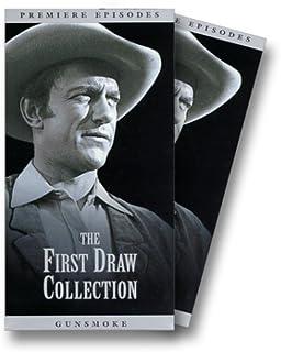 Premiere Episodes: Have Gun Will Travel, Gunsmoke, Rawhide, Wild Wild West VHS