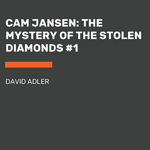 Cam Jansen: The Mystery of the Stolen Diamonds Titelbild
