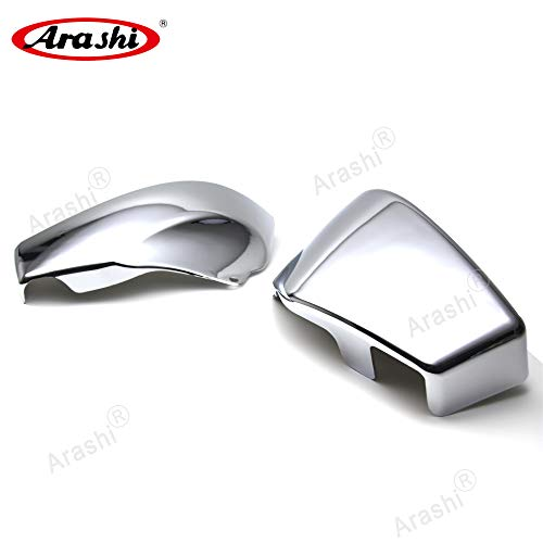 Arashi Side Board Cover Case for Honda VTX1800 VTX 1800 2002-2007 Plated chrome Motorcycle Decoration Accessories 2004 2005 2006