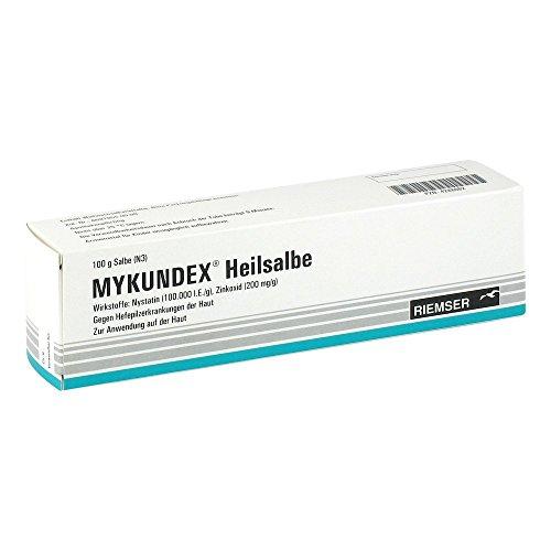 Mykundex Heilsalbe, 100 g Salbe
